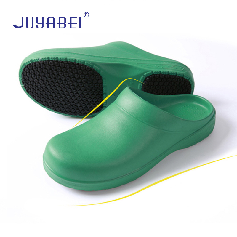 EVA High Quality Wear-resistant Non-slip Waterproof And Oil-proof Chef Shoes Restaurant Food Service Chef Work Special Shoes
