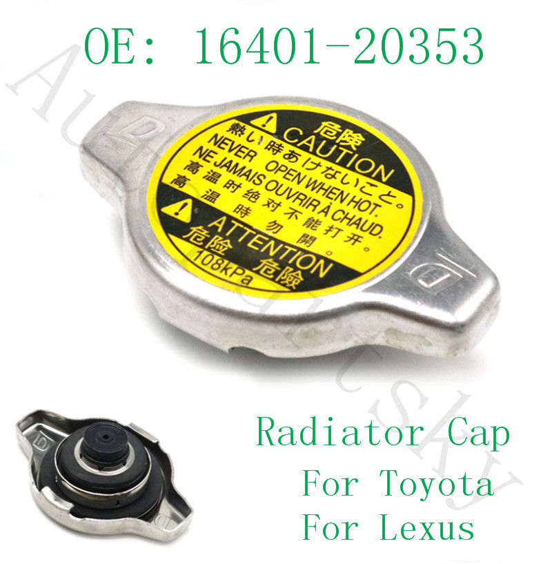 Radiator cap For Ford Toyota Mazda 1.6 bar Radiator cap