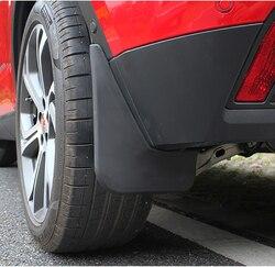 4 pc dla JAGUAR ePACE błotnik samochodu|Błotniki|   -