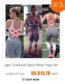 yoga set Gym clothing (9)