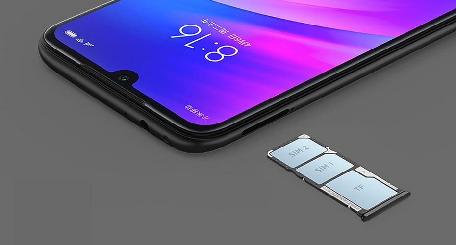 HTB1jZhnMNTpK1RjSZFMq6zG VXau Global Rom Xiaomi Redmi 7 4GB RAM 64GB ROM Snapdragon 632 Octa Core 12MP Dual AI Camera Mobile Phone 4000mAh Large Battery
