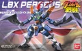 Bandai Danball Senki Plastic Model WARS  LBX 019 PERSEUS Scale Model wholesale Model Building Kits free shipping lbx toys