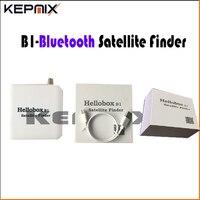 10pcs Hellobox B1 Bluetooth Satellite Finder DVB Satellite Digital Finder Meter Signal Finder Free Shipping