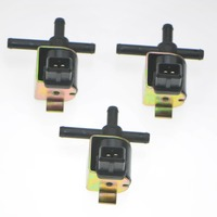 3Pcs OEM 1 8t Turbo Charged Solenoid Circulation Valve For VW Golf GTI Jetta Passat A4