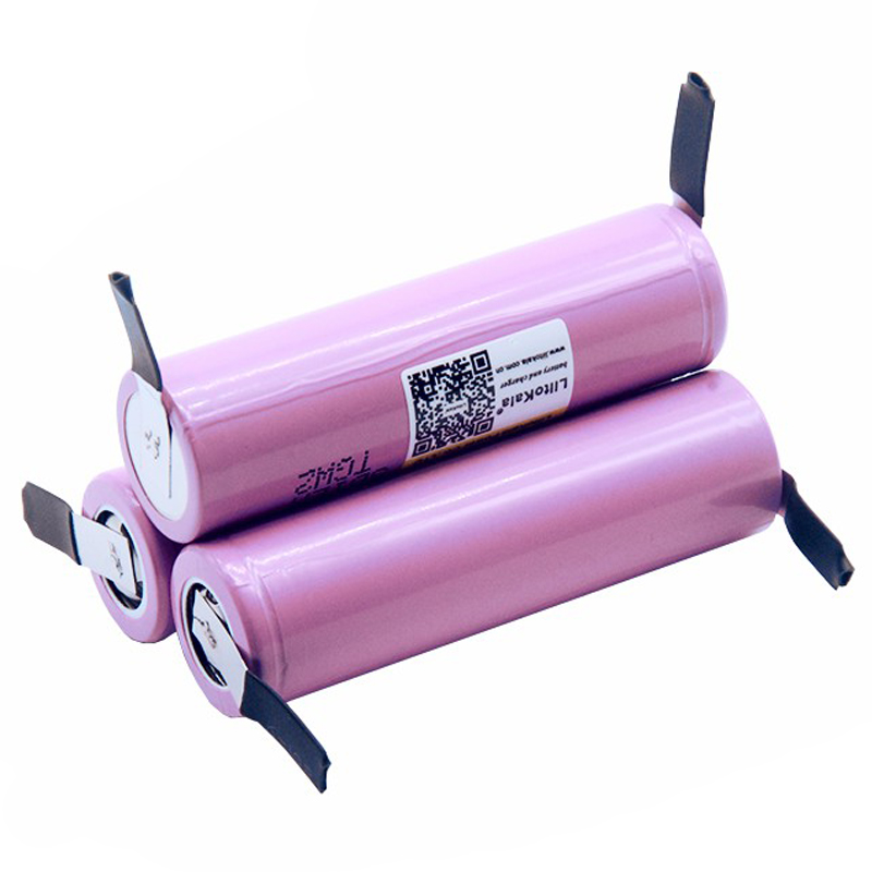 Image 5 - New LiitoKala original 18650 3.7V 2600mah rechargeable battery for battery  ICR18650   26FM industrial use of nickel-in Rechargeable Batteries from Consumer Electronics