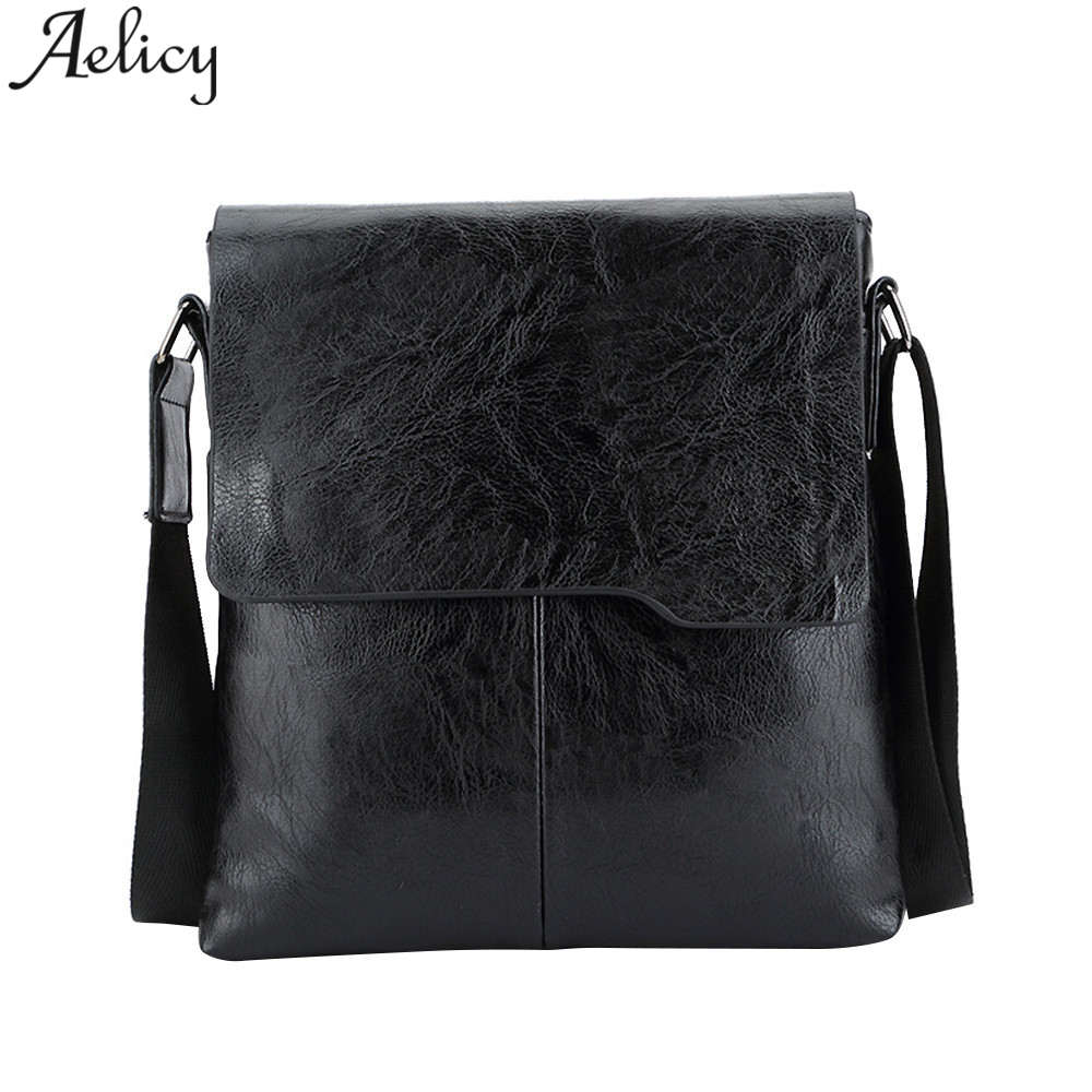 Aelicy Famous Brand New Man Leather Messenger Bag Men Leather Male Cross Body Shoulder Business Bags For Men bolsa feminina deelfel new brand shoulder bags for men messenger bags male cross body bag casual men commercial briefcase bag designer handbags