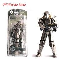"""Zwei Farben Fallout 4 PVC Action Figure 8 """"Power Rüstung Aus der Kleidung Spielzeug Geschenke Sammlungen Displays Brinquedos für fans Kid"""