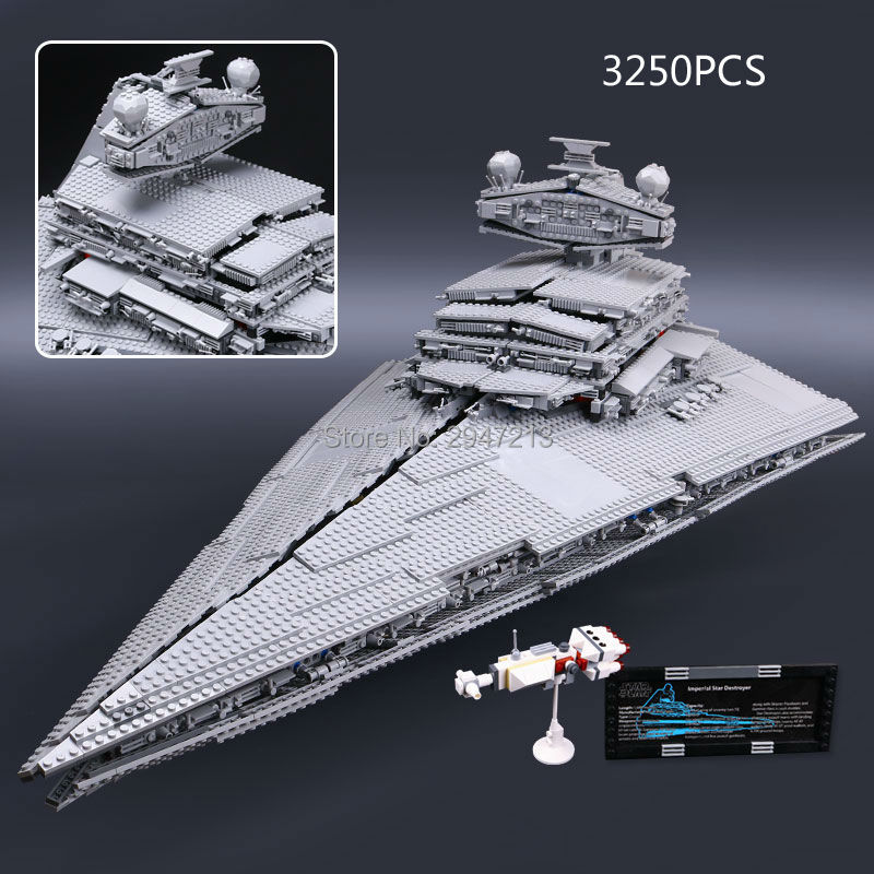 hot compatible LegoINGlys Star Wars series Building Blocks Large Royal destroyer Space warships model brick toys for Children hot sale 1000g dynamic amazing diy educational toys no mess indoor magic play sand children toys mars space sand
