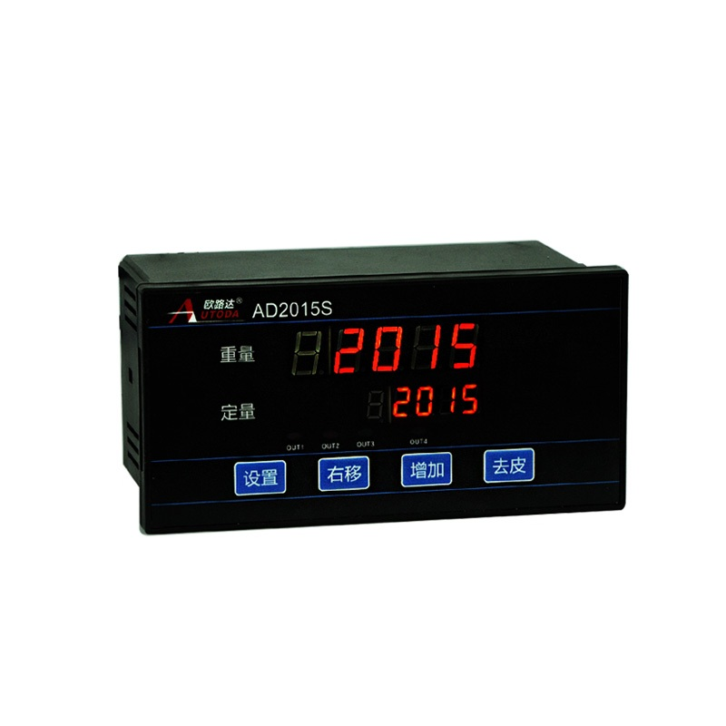 Ad2015s Weighing Control Instrument Pull Peak Weight Check Controller Increase