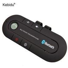 Mehrpunktspeakerphone 4.1 + EDR Wireless Bluetooth Car Kit MP3 Musik Player für IPhone Android Unterstützung Dropshipping