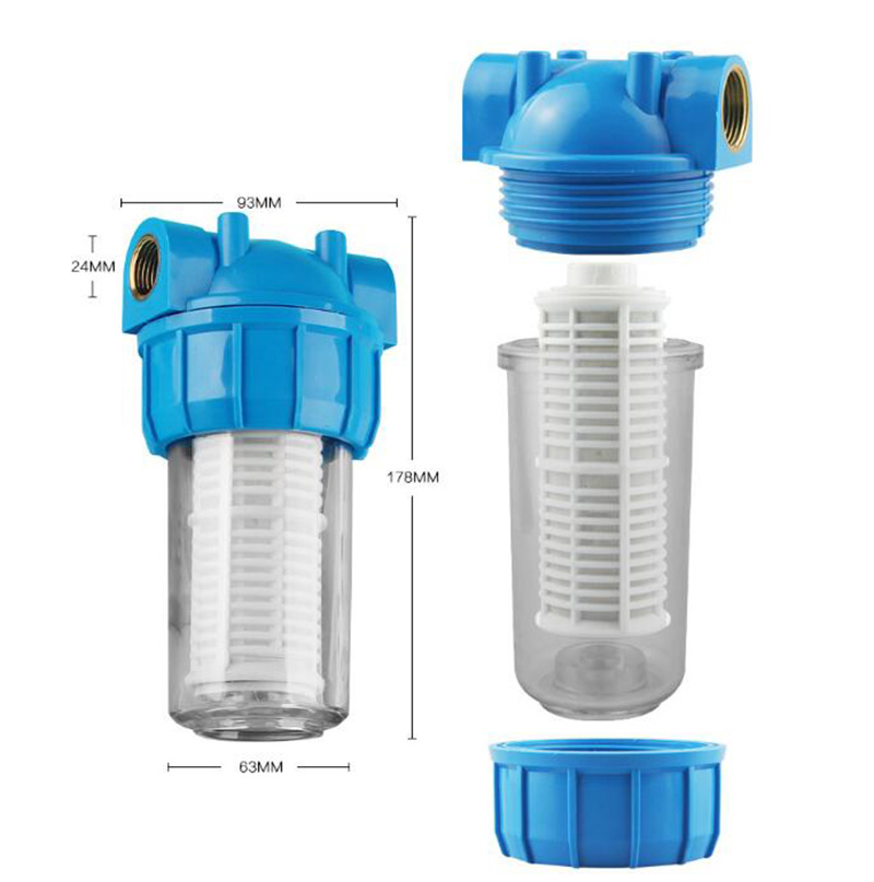 Water Filters, Automatic Backwash Filter Precision Lead Household Water Filter D232