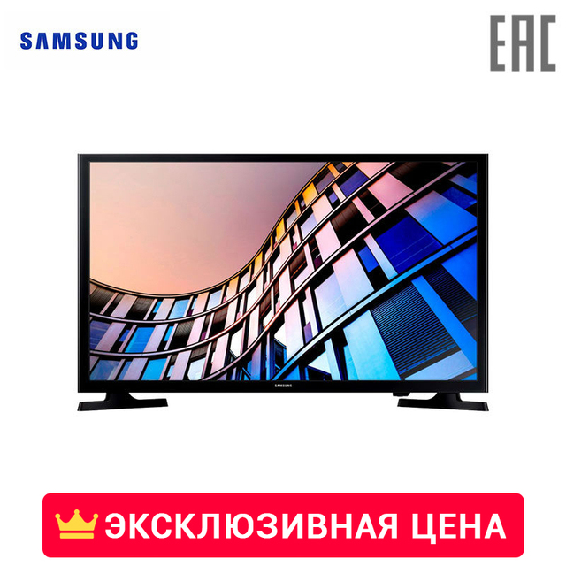 "Телевизор LED 32"" Samsung UE32M4000AUXRU HD-ready"