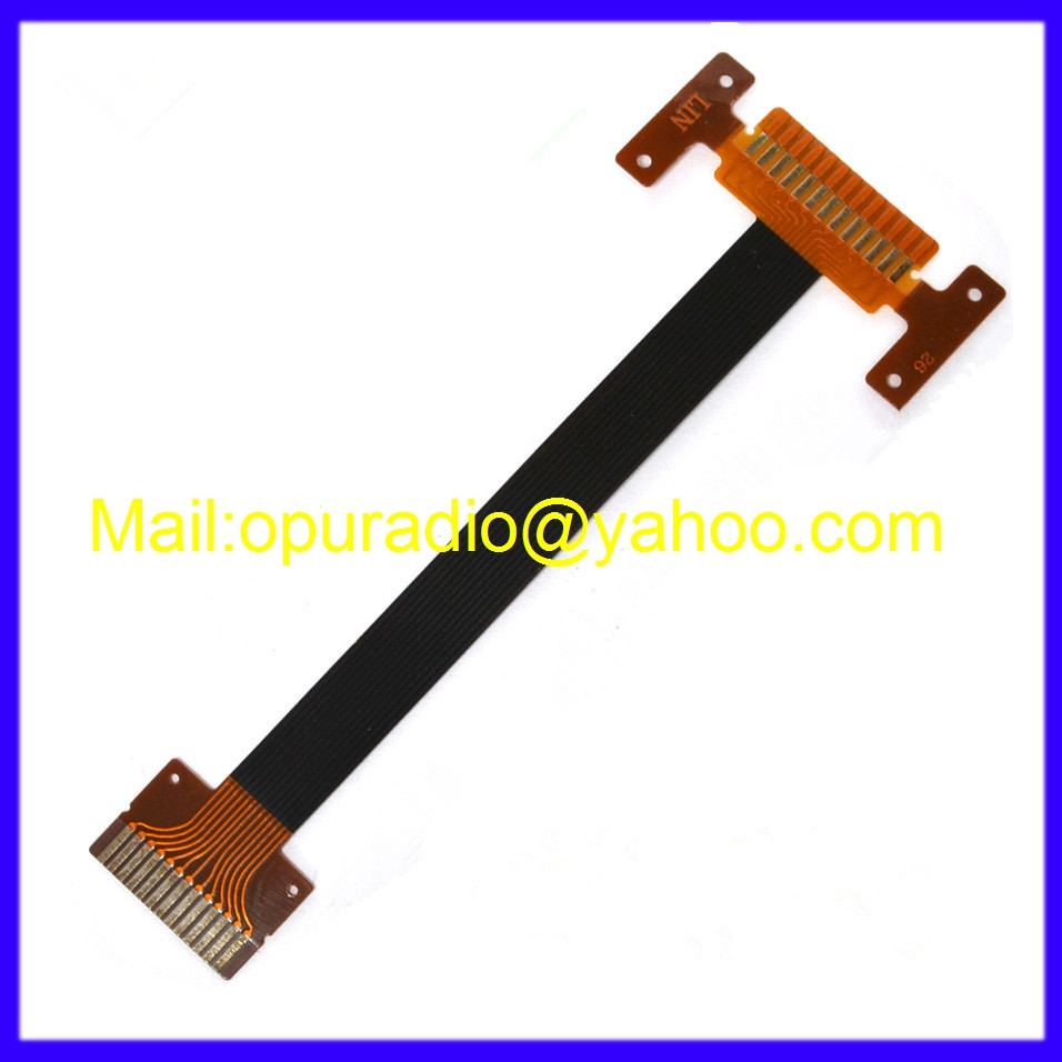Flat Flex Ribbon Cable : New flex ribbon cable for audio deh p mp flat