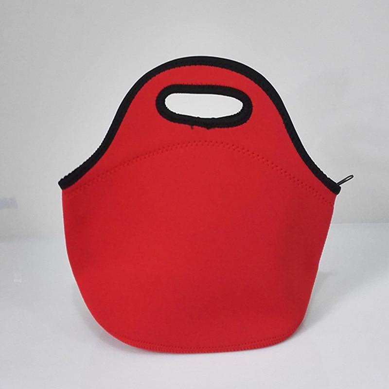 2017 hot selling neoprene picnic bolsa termica lunch bag. Black Bedroom Furniture Sets. Home Design Ideas