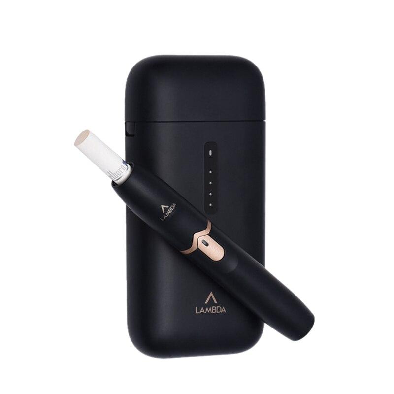 Lambda A1 a chargé la chaleur électronique de Vape Hnb de Cigarette ne brûle pas avec la boîte de remplissage de 2600 Mah pour le bâton de cartouche