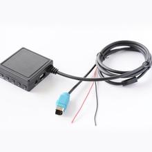 Biurlink Car Radio Bluetooth 5.0 Micphone Handsfree Wireless Audio AUX-IN USB Wi