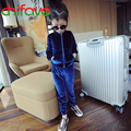 chifave 2016 Spring Autumn Children Girls Clothes Sports Suit Sets Hoodies Sweatshirt+Pants Fashion Kids Baby Girl Clothes