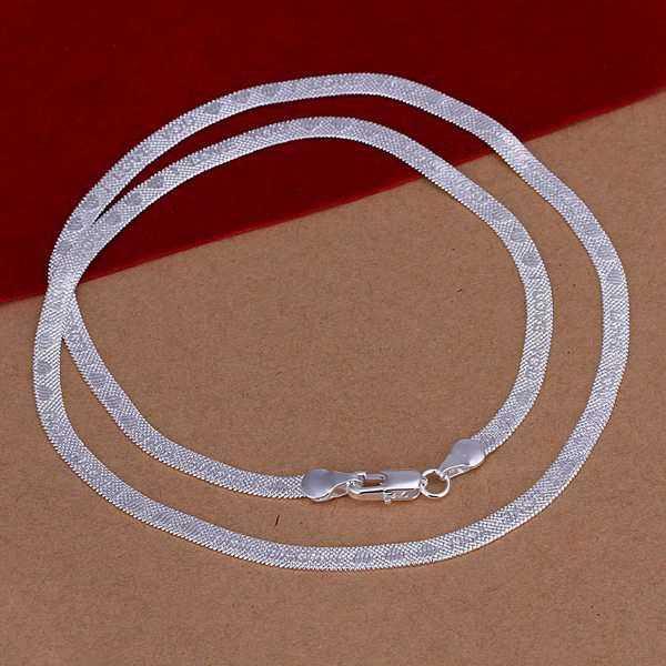 כסף 925 תכשיטים סיטונאיים מצופה אני אוהב אותך שרשרת , עיצוב חדש תליוני שרשרת , משלוח חינם SMTN201