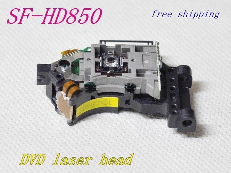 SF-HD850 SFHD850 2 copë / shumë transporti falas kokë optike SF - Audio dhe video në shtëpi - Foto 1