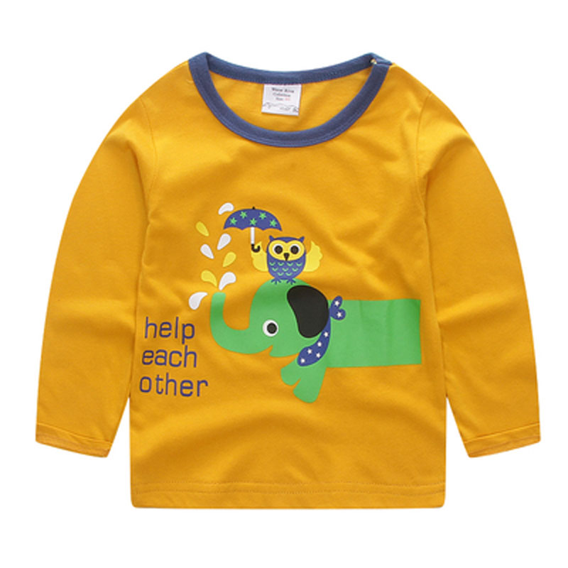 V-TREE-Cartoon-Girls-T-Shirt-Cotton-T-shirt-For-Boys-Children-Tees-2017-Autumn-Kids-Shirts-Baby-Sweatshirt-Tops-4