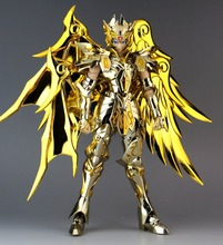 GT Great Toys Saint Seiya Myth Soul of God Gold metal Cloth Gemini Saga SOG without Object