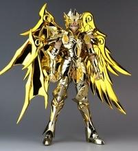 GT ของเล่นที่ยอดเยี่ยม Saint Seiya ตำนาน Soul of พระเจ้าทองผ้าโลหะ Gemini Saga SOG ไม่มีวัตถุ