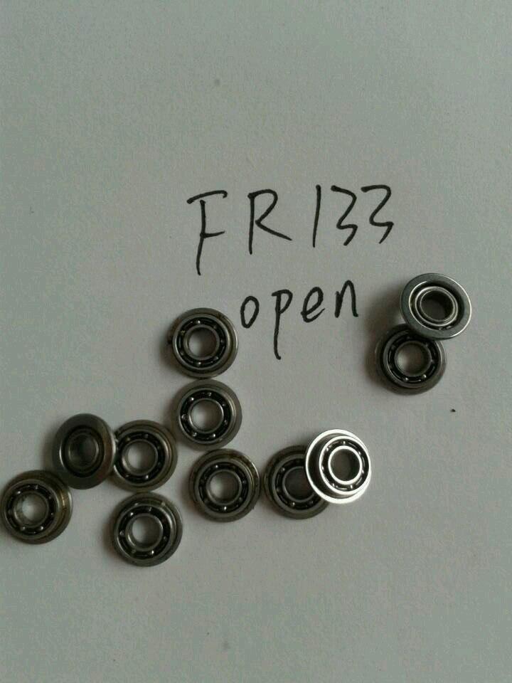 FREE SHIPPING 100pcs FR133 Inch Miniature Bearings / FR133 Open Bearings (2.38*4.762*5.944*1.588)