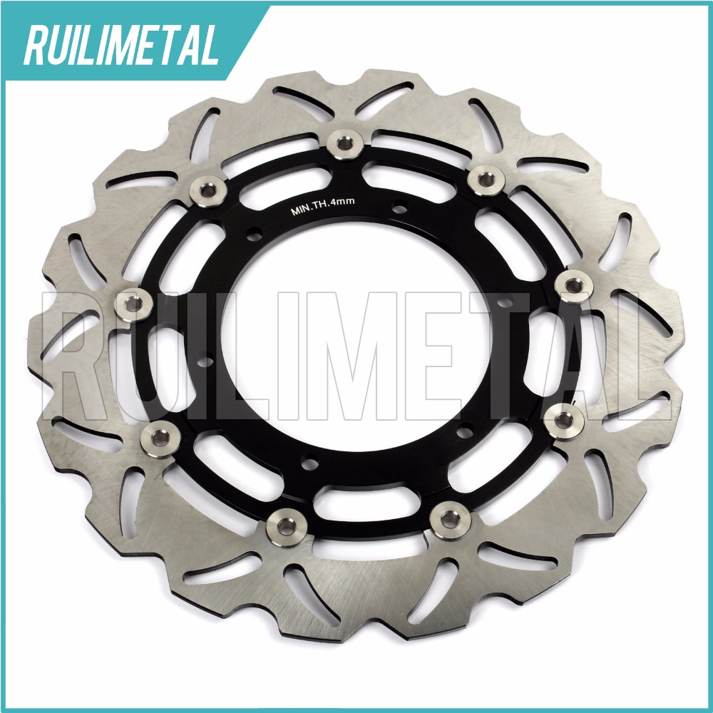 Front Brake Disc Rotor for YAMAHA WR X 250 2008 08  XVS 950 V-Star Tourer 2009 2010 2011 2012 2013 2014 09 10 11 12 13 14 new motorcycle front rotor brake disc for yamaha xp500 t max500 2008 2011 tmax500 530cc 2012 2014 xp530 2013 2014