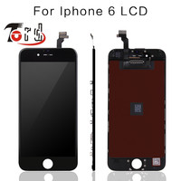 5PCS Grade AAA 4 7 Inch Ecran For IPhone 6 6G LCD Display Screen Replacement Lens