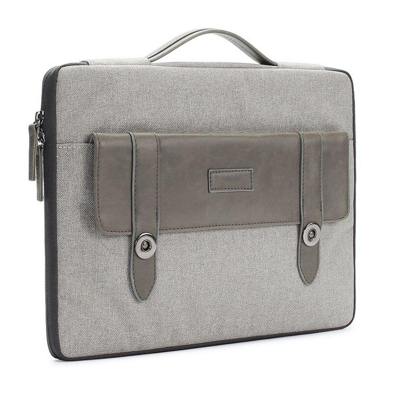 2018 New 11 13 14 15.6 Inch Notebook Liner Sleeve Laptop Bag For Macbook Reitina Pro Air 13 Haspl Case For Ipad Laptop Handbag