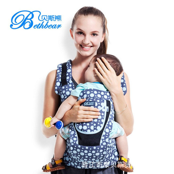 Bass bear explosion models factory direct wholesale baby backpack shoulder strap sling baby sling baby travel supplies children