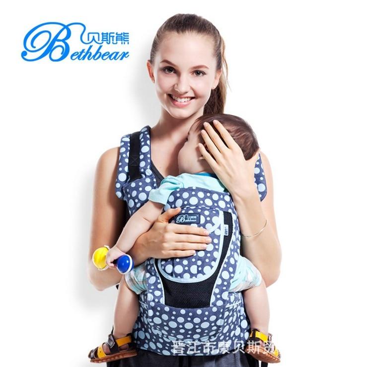 Basse ours explosion modèles usine directe en gros bébé sac à dos bandoulière sangle bébé fronde bébé voyage fournitures enfants