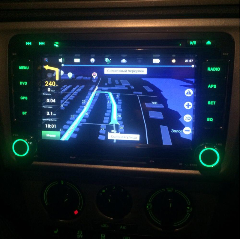 VOLKSWAGEN DVD CAR ANDROID RADIO PASSAT GOLF POLO JETTA (11)