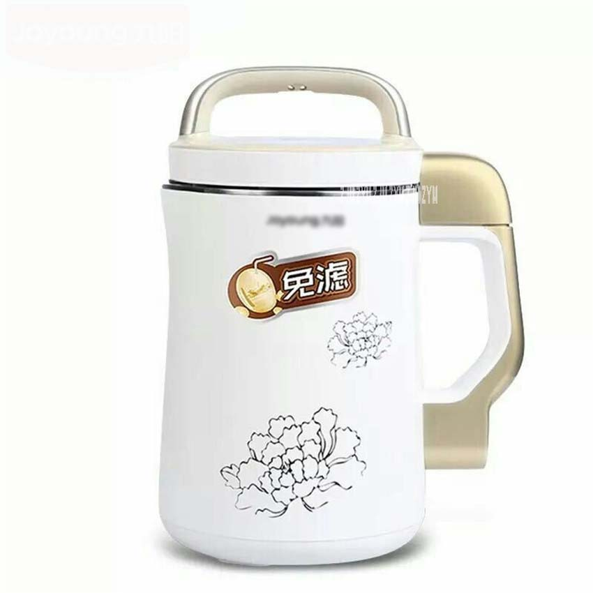 1PC 1300ml DJ13B-C639SG Soybean Milk machine 1000W soymilk soy bean milk maker Stainless Steel 220V/50hz Milk shake juicer цена и фото