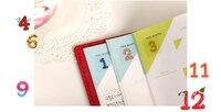 бесплатная доставка! прекрасный мультфильм синий кот наклейки/милый поделки дневник деко наклейки, 8 листов/набор, 10 компл./лот, оптовая
