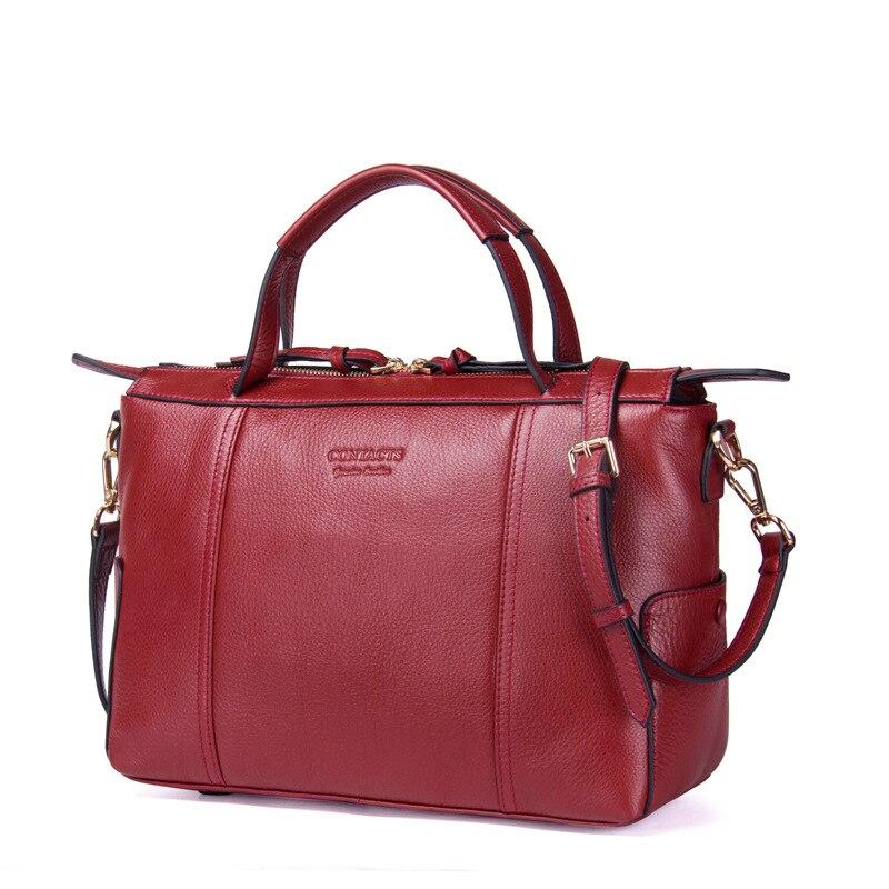 Usine Source en cuir véritable Designer femmes sac loisirs unique épaule femmes sacs Slant sac à main