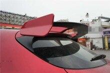 Автомобиль хвост ели Тюнинг автомобилей для Mazda Axela хэтчбек изменение рыцарь Sports модели KS хвост хвостового оперения
