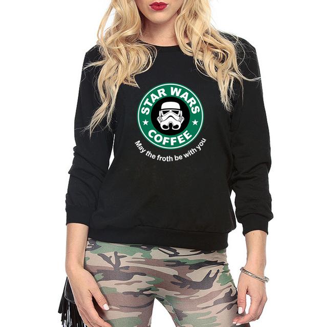 Fashion Star wars Sweatshirt