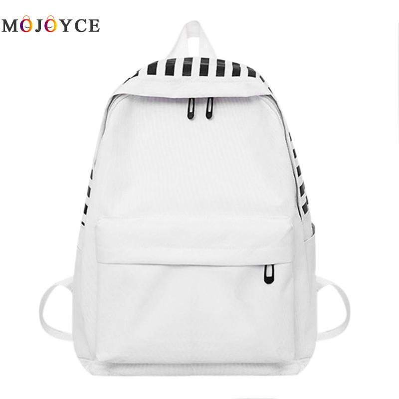 School Backpacks for Teenage Girls Simple Canvas Backpack Female Casual Travel Mochila FemininaSchool Backpacks for Teenage Girls Simple Canvas Backpack Female Casual Travel Mochila Feminina