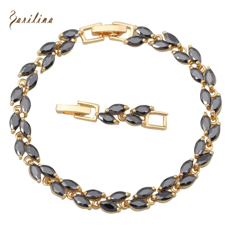 new statement jewelr yellow gold bracelet onyx bracelets
