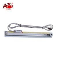 Instrumento de medición de longitud escala digital lineal/sensor/Regla de vidrio/actuador para molino