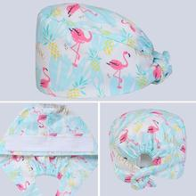 Medical surgical cap 100% cotton dental operation hat scrub hats lab clinic doctor nurse caps 2016 clinic new hospital adjustable surgical cap medical scrub caps for women doctors and nurse long hair 100