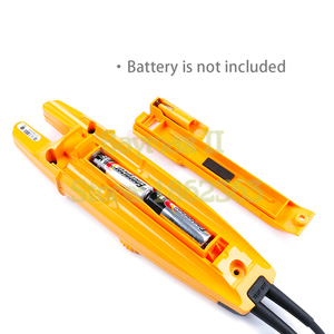 Image 4 - Fluke T6 1000 Non Contact AC True RMS Voltage/Current Clamp Meter with Hz, Resistance Test