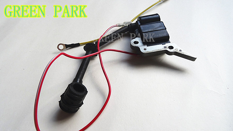 HIGH QUALITY ZENOAH CHAIN SAW IGNITION COIL FITS CHINESE CHAINSAW SPARE PARTS 2500 25CC купить в Москве 2019