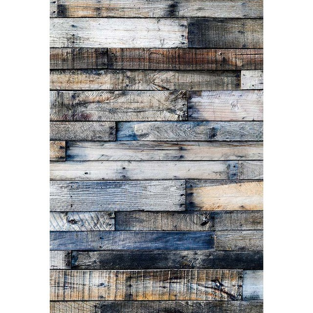 Vinyl Photography Background wooden wall photo backdrop Customized Children Baby Background for photo Studio Floor-895