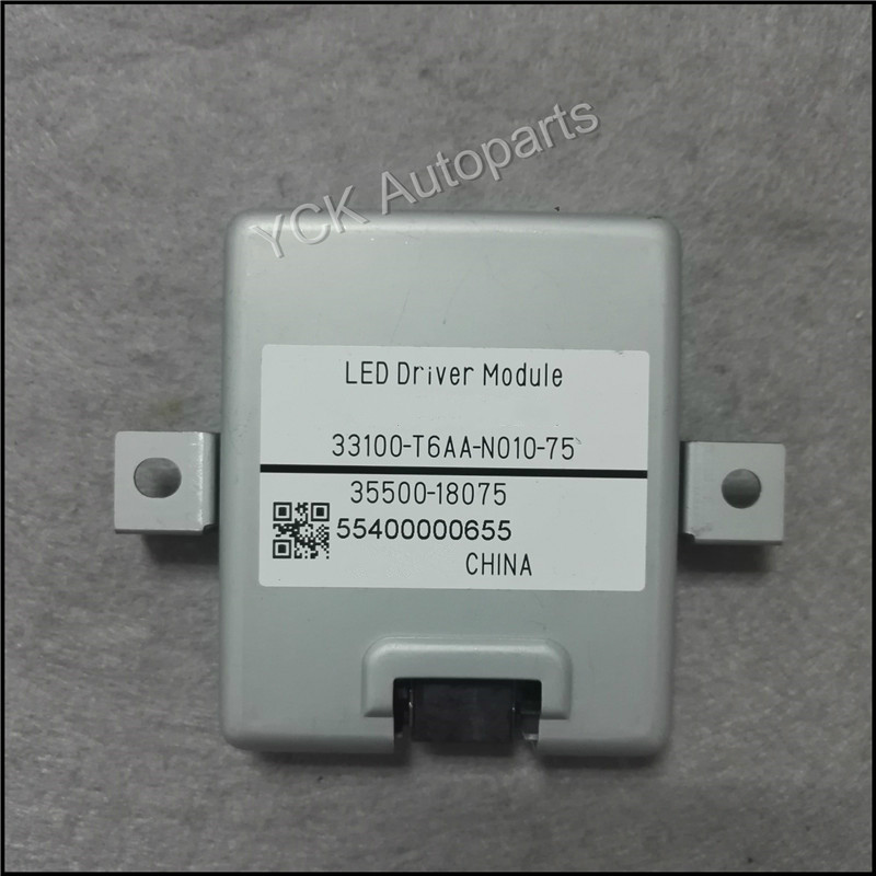 Wholesale Original  LED Driver 35500-18075 3550018075 55400000655 (Genuine and Used / 1PC) le32a500g crh led driver v1 4 booster direct replacement used disassemble