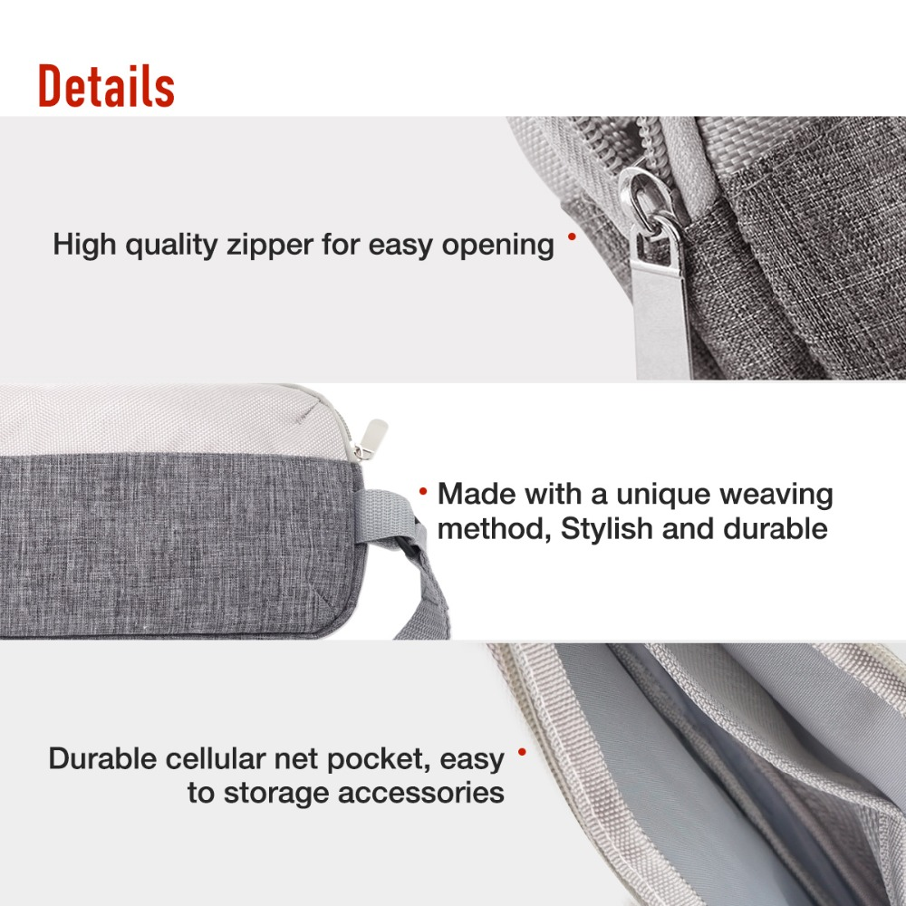 Storage Bag for Zhiyun Smooth Q Smooth 4 for DJI Osmo Mobile 2 XIAOMI Mijia 3-Axis Handheld Stabilizer Gimbal Accessories 3