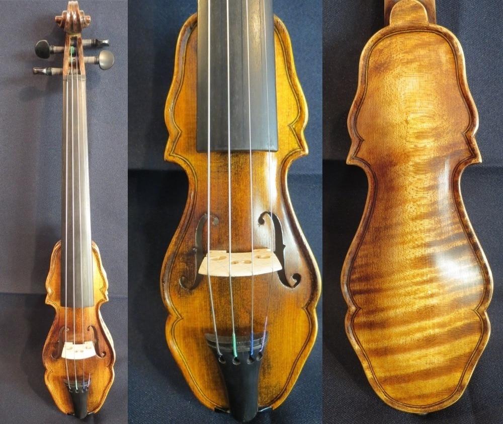 Baroque Style Fancy Pochette SONG Brand Violin 7 3/4