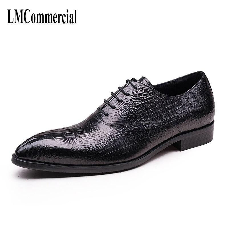 Nouveau ultra-coupe britannique cool cravate cheveux styliste chaussures parti nuit chaussures à lacets hommes d'affaires chaussures, hommes chaussures habillées