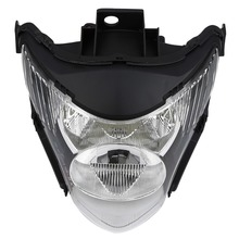 Black Motocycle Headlight Head light Lamp Assembly For Honda Hornet CB600F 2007-2010 2008 2009